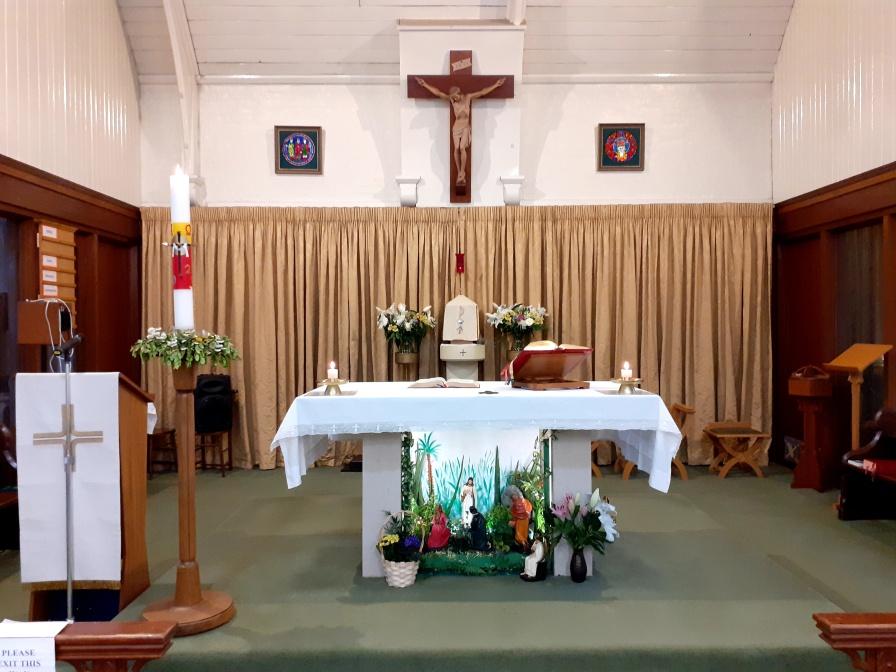 Altar 2021-04-10